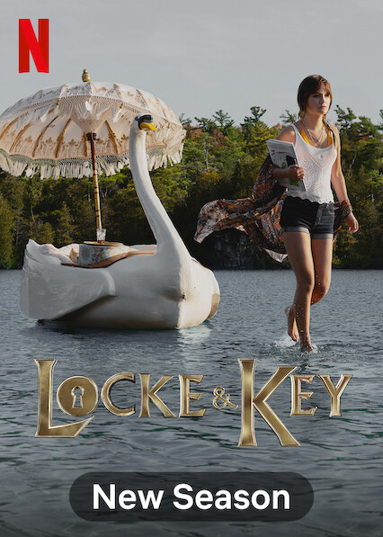 Locke & Key on Netflix USA
